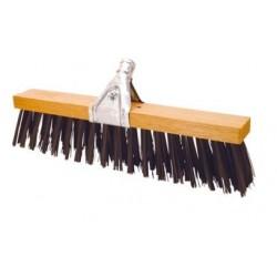 Cepillo de Barrendero de 50 cms. con garra metálica - Avendi