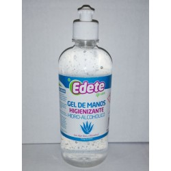 Gel de Manos Higienizante Hidro-Alcohólico - Edete