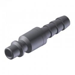 Adaptador Espiga Manguera 8 mm Ref. 129 - Kripxe - Unidad