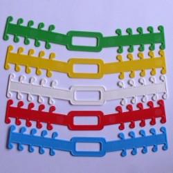 Sujetamascarillas ergonómicas colores surtidos - Bersumi - Unidad