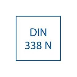 Broca HSS DIN 338N Classique Serie 1010 - Izar - Caja de 10 unidades