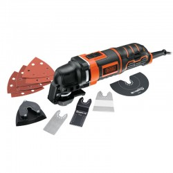 Multi-herramienta Oscilante 300W MT300KA - Black and Decker