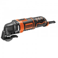 Multi-herramienta Oscilante 300W MT300KA - Black and Decker