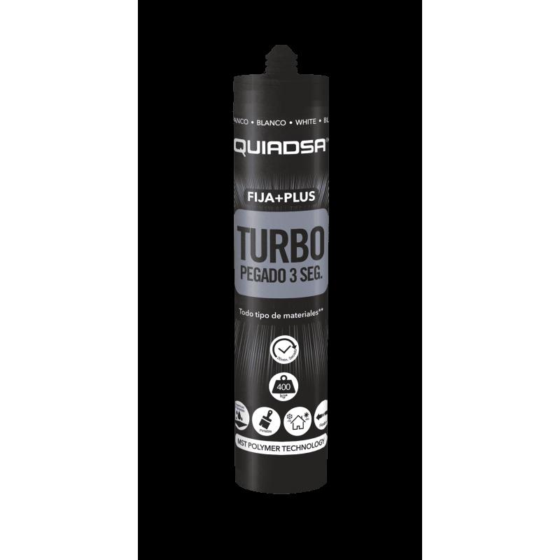 Cartucho Adhesivo de Montaje Fija+Plus - Quiadsa - 290 ml