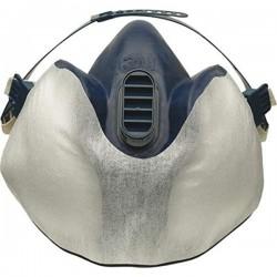 10 Protectores de filtro 400+ para máscara Serie 4000 - 3M - Paquete