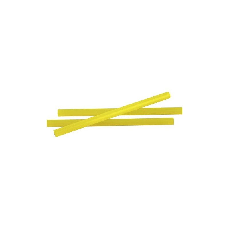 10 Kgrms de Barras de Cola Termofusible Amarilla diam. 12 mm ref. 12050 - Simes - Caja