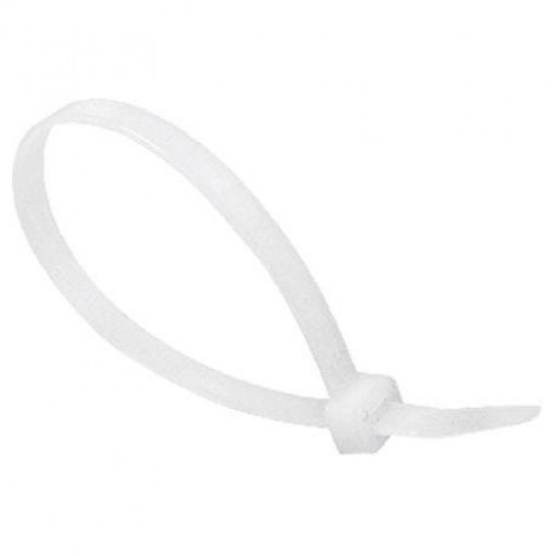 100 Bridas Nylon Blanca 3.6X200 mm. - Cofil