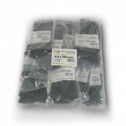 100 Bridas Nylon Negra 4.8X430 mm. - Cofil