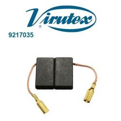 Juego de 2 Unidades Escobillas AB111N ref. 9217035 - Virutex