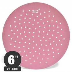 50 Discos Lija150 mm 1950 Siaspeed Velcro P40 119 Perforaciones - SIA