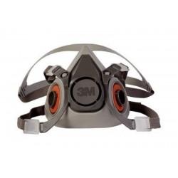 Media máscara Serie 6000 - 3M - Unidad
