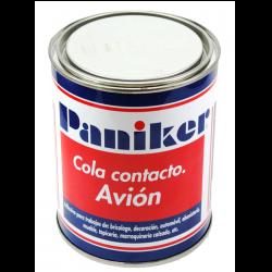 Cola de contacto Avión - Paniker - Unidad