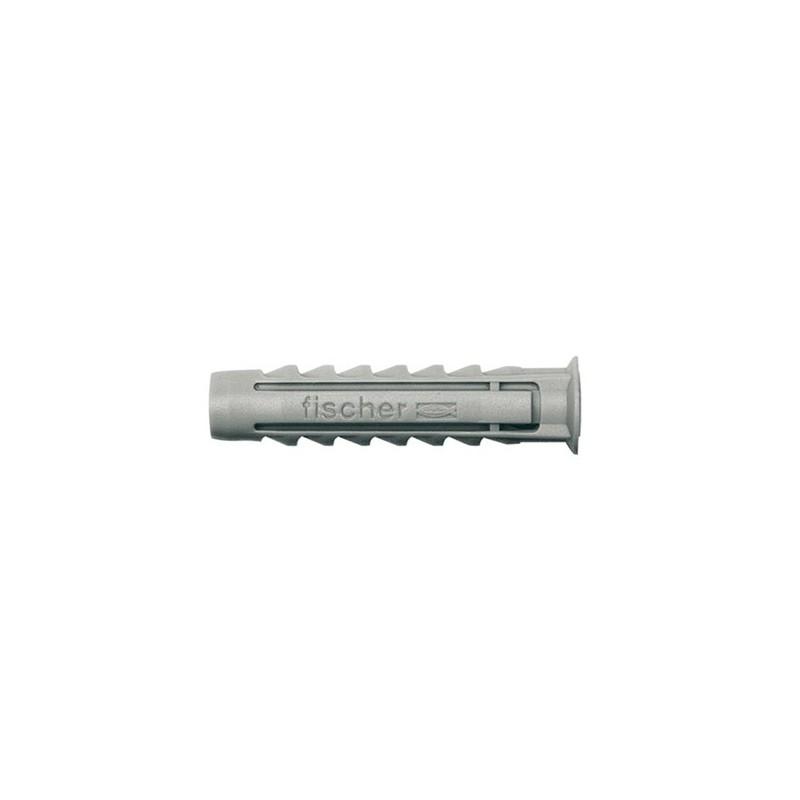 Taco de expansión SX diametro de 8 mm. - Fischer - Caja