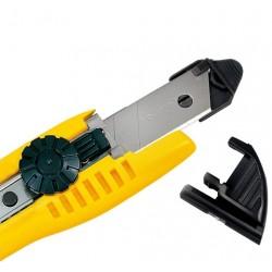 Cutter Edura de 18 mm LC504 -Tajima - Unidad
