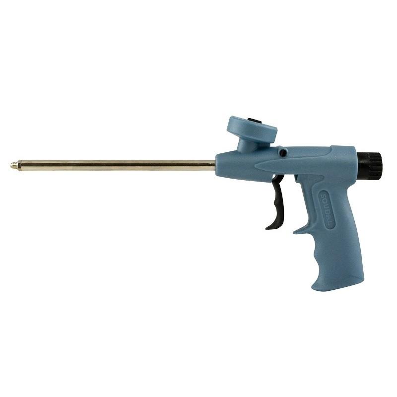 Pistola de Espuma de Poliuretano PVC Compact 9643 - Soudal - Unidad