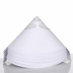 Filtro Pintura 190 Micron Malla Nailon Embudo Papel Colador - Bersumi