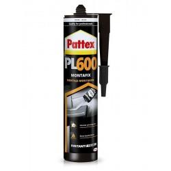 Cartucho Adhesivo PL600 Montafix - Pattex - 300 ml