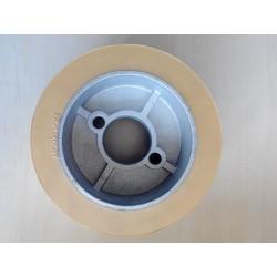Rodillo de caucho para alimentador Tupí 120X60mm