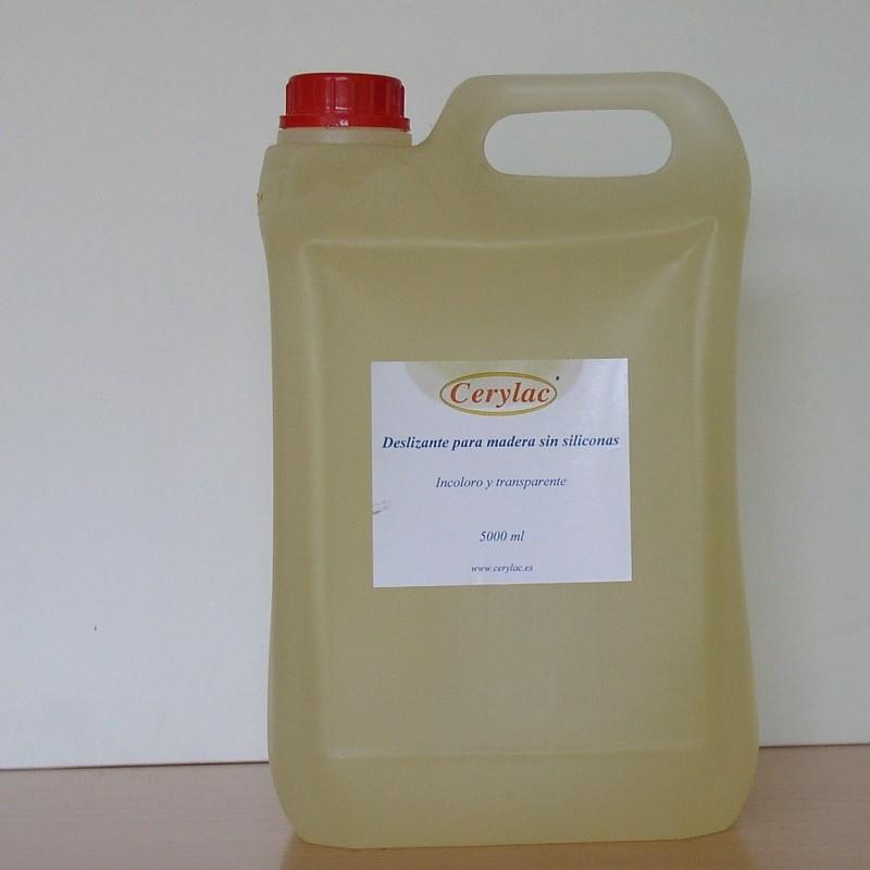 Deslizante para madera sin siliconas - Cerylac - 5000 ml